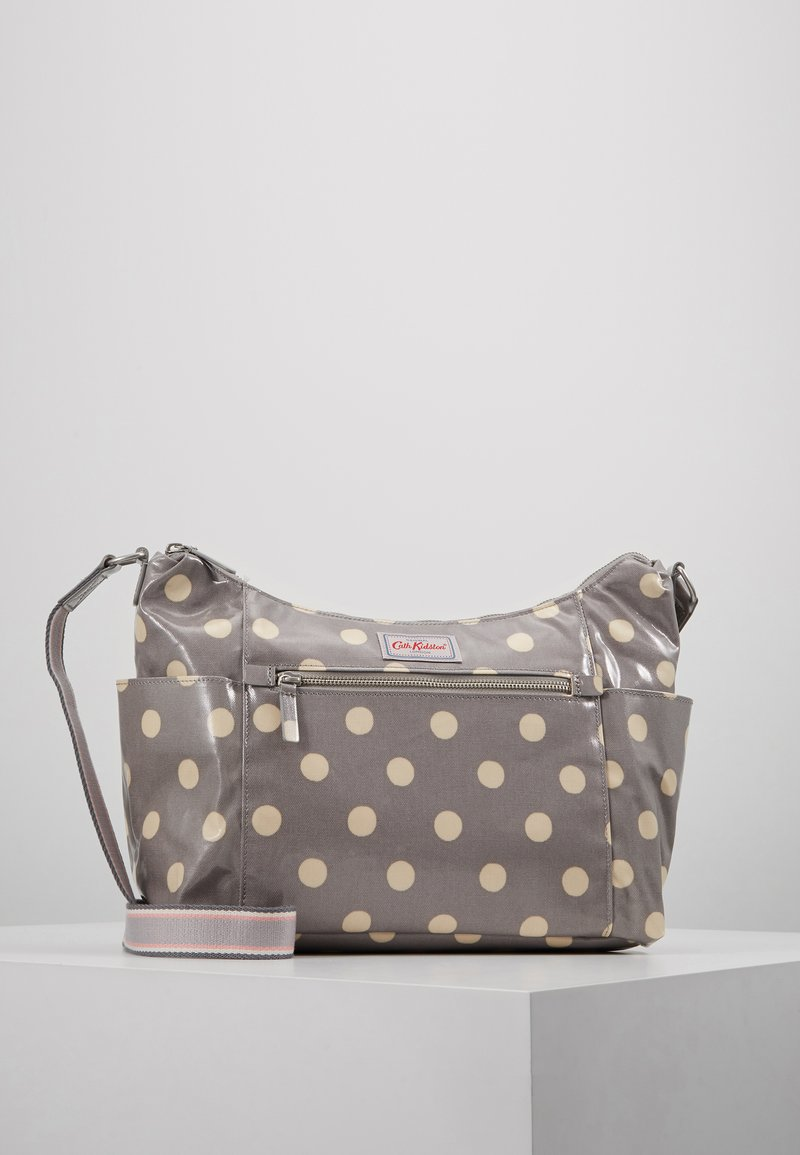 Cath Kidston - HEYWOOD SHOULDER BAG - Umhängetasche - grey