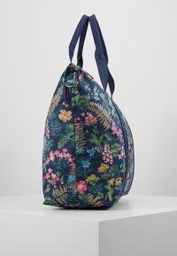 Cath Kidston - FOLDAWAY OVERNIGHT BAG - Shopping bags - navy - 4