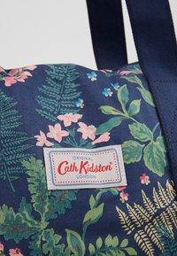 Cath Kidston - FOLDAWAY OVERNIGHT BAG - Shopping bags - navy - 2