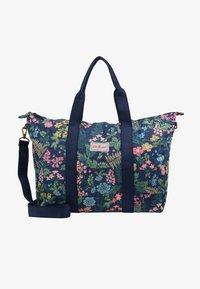 Cath Kidston - FOLDAWAY OVERNIGHT BAG - Shopping bags - navy - 1