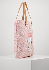 Cath Kidston - SNOOPY SIMPLE SHOPPER - Shopping Bag - washed pink - 4