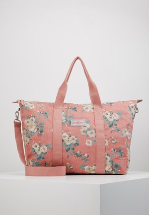 FOLDAWAY OVERNIGHT BAG - Shopping Bag - dusty pink