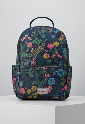 POCKET BACKPACK - Reppu - navy