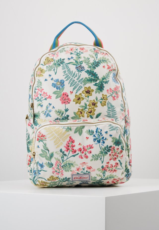 POCKET BACKPACK - Mochila - warm cream