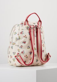 Cath Kidston - ROLLER SKATES SMALL POCKET BACKPACK - Ryggsekk - warm cream - 3