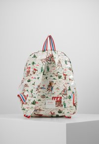Cath Kidston - KIDS CLASSIC LARGE WITH POCKET - Rucksack - off white/brown - 3