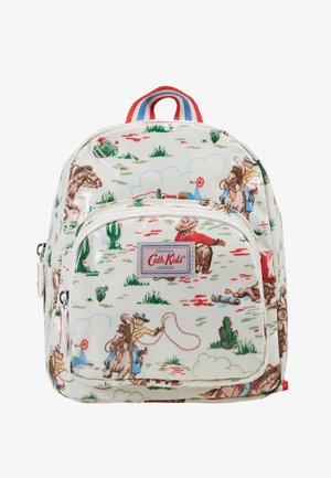KIDS MINI RUCKSACK - Batoh - off white/brown