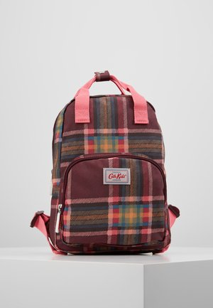 KIDS MEDIUM BACKPACK - Ryggsekk - dark plum