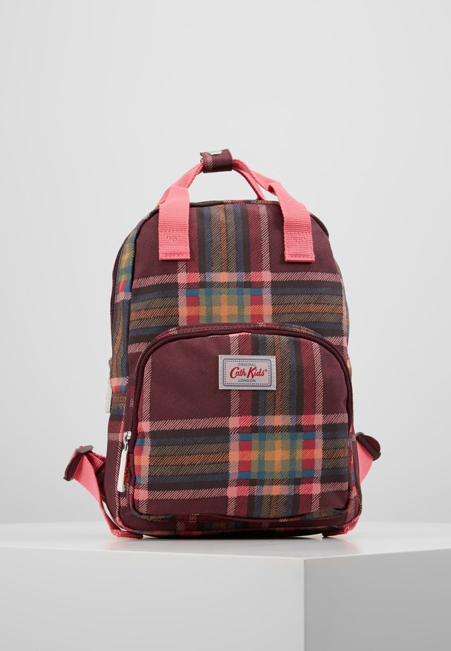 KIDS MEDIUM BACKPACK - Rucksack - dark plum