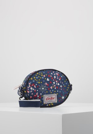 KIDS OVAL HANDBAG - Sac bandoulière - navy
