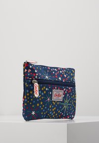 Cath Kidston - KIDS DOUBLE ZIP PENCIL CASE - Penál - navy - 4