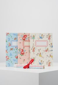 Cath Kidston - DINOS IN LONDON KIDS 3 PACK NOTEBOOKS - Jiné - mint - 0