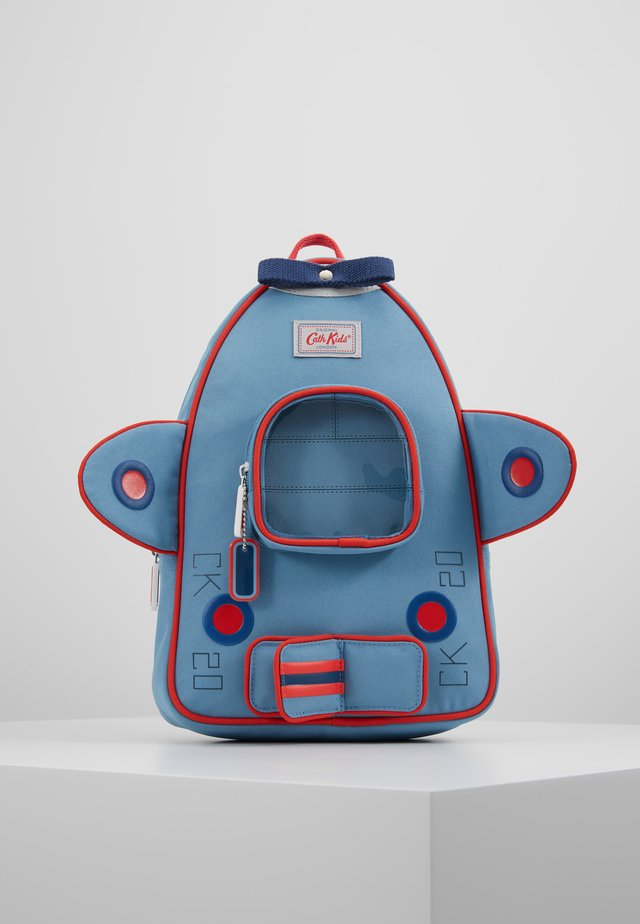 MEDIUM NOVELTY AEROPLANE BACKPACK - Rugzak - solid