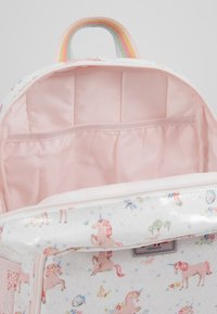 Cath Kidston - KIDS CLASSIC LARGE WITH POCKET - Tagesrucksack - white/light pink - 5