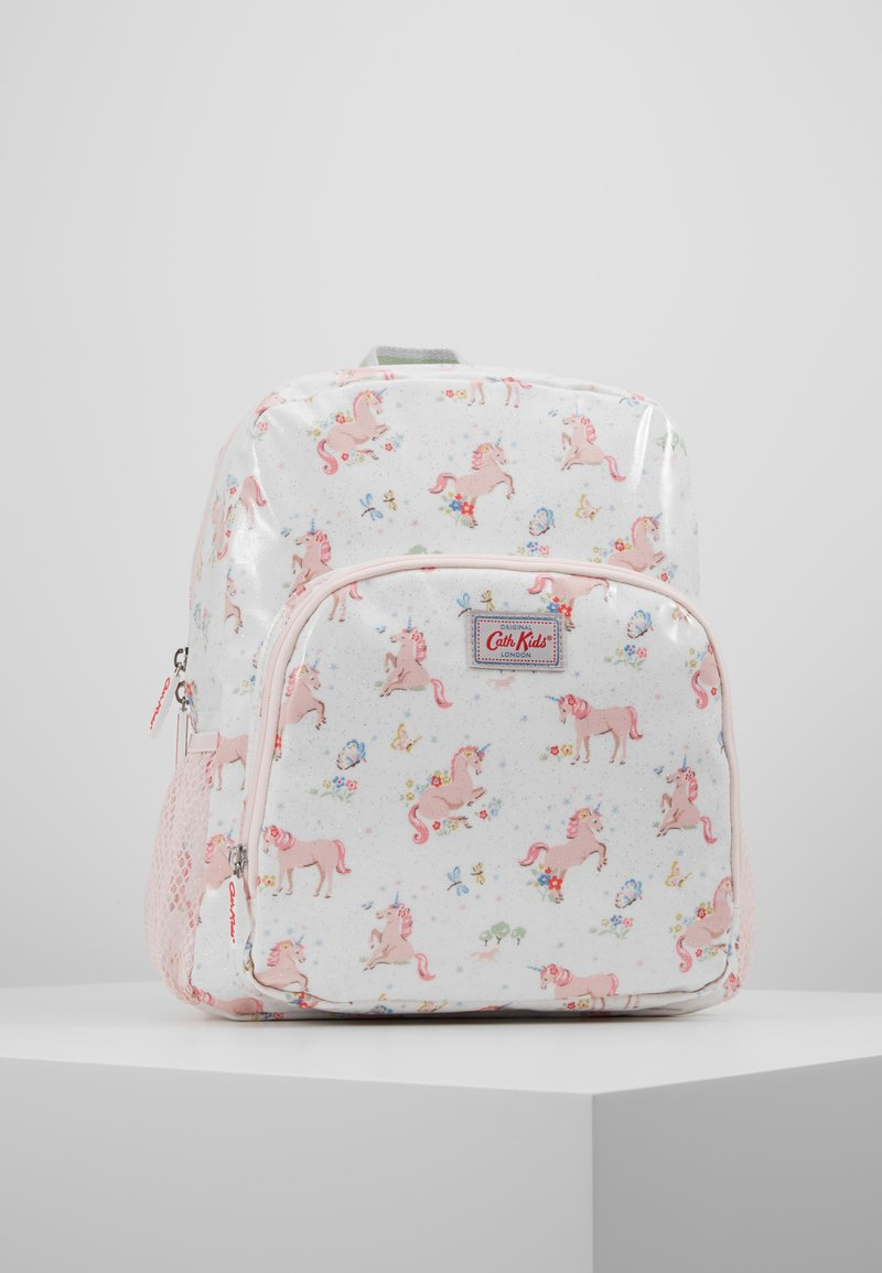 Cath Kidston - KIDS CLASSIC LARGE WITH POCKET - Tagesrucksack - white/light pink