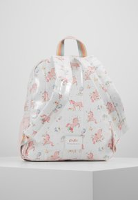 Cath Kidston - KIDS CLASSIC LARGE WITH POCKET - Tagesrucksack - white/light pink - 3