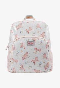 Cath Kidston - KIDS CLASSIC LARGE WITH POCKET - Tagesrucksack - white/light pink - 1