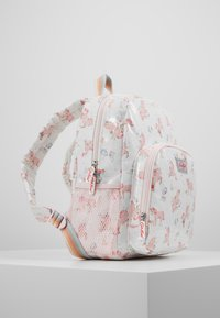 Cath Kidston - KIDS CLASSIC LARGE WITH POCKET - Tagesrucksack - white/light pink - 4