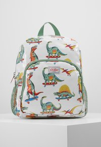Cath Kidston - KIDS CLASSIC LARGE WITH POCKET - Reppu - white/green - 0