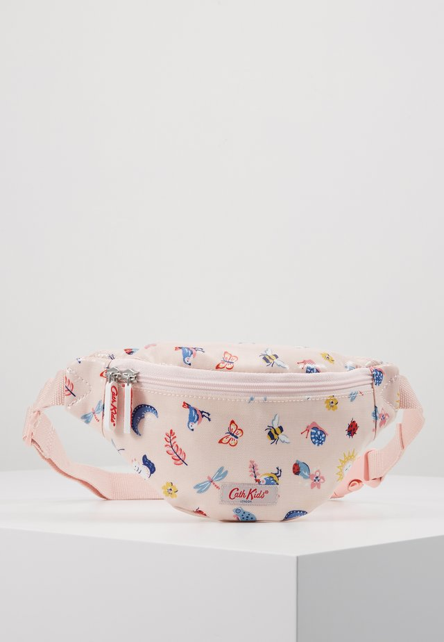 KIDS BUMBAG MAGICAL DITSY - Umhängetasche - light pink