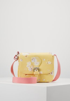 KIDS PREMIUM CROSS BODY SATCHEL - Across body bag - yellow