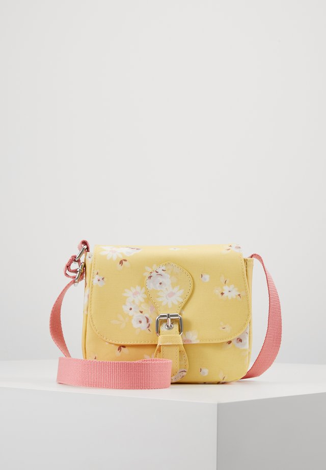 KIDS PREMIUM CROSS BODY SATCHEL - Umhängetasche - yellow