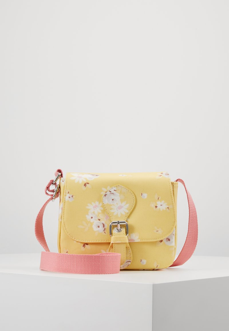 Cath Kidston - KIDS PREMIUM CROSS BODY SATCHEL - Across body bag - yellow