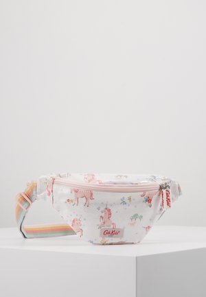 KIDS BUMBAG UNICORN MEADOW - Ledvinka - white/light pink