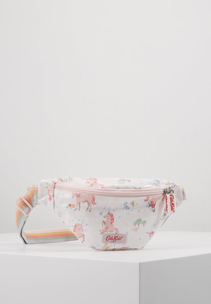 Cath Kidston - KIDS BUMBAG UNICORN MEADOW - Ledvinka - white/light pink