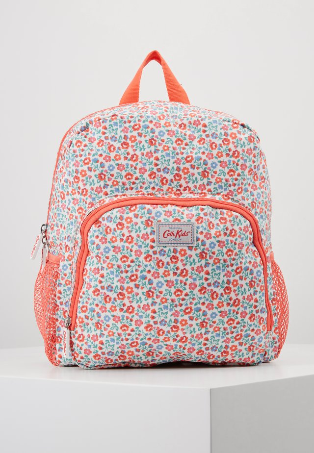 CLASSIC LARGE WITH POCKET - Tagesrucksack - red