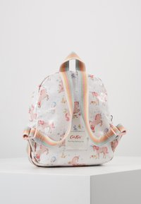 Cath Kidston - MINI UNICORN MEADOW - Reppu - white/light pink - 3