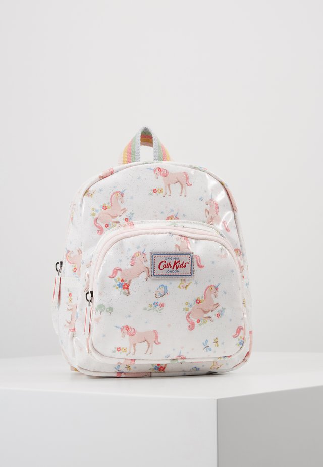 MINI UNICORN MEADOW - Rucksack - white/light pink