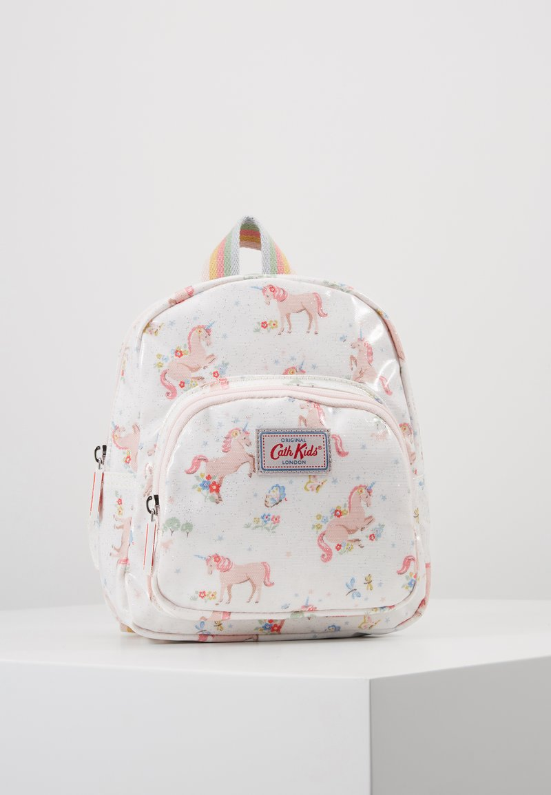 Cath Kidston - MINI UNICORN MEADOW - Reppu - white/light pink