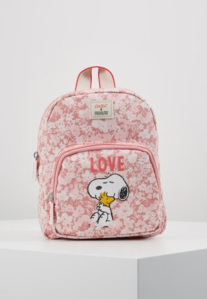 SNOOPY - Batoh - light pink