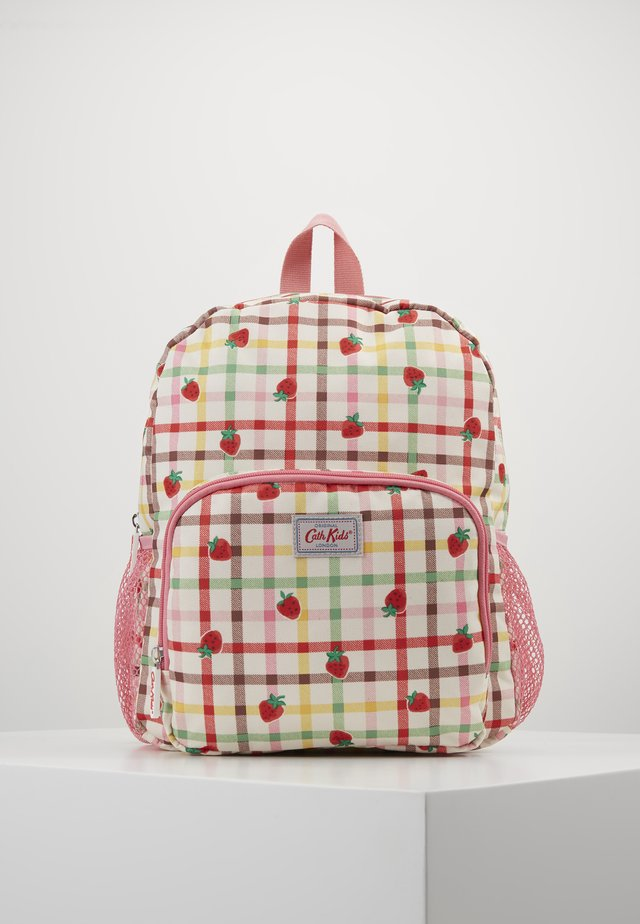 KIDS CLASSIC LARGE WITH POCKET - Tagesrucksack - light pink