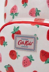 Cath Kidston - KIDS MINI - Rucksack - white/red - 2