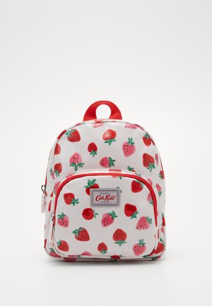 KIDS MINI - Reppu - white/red