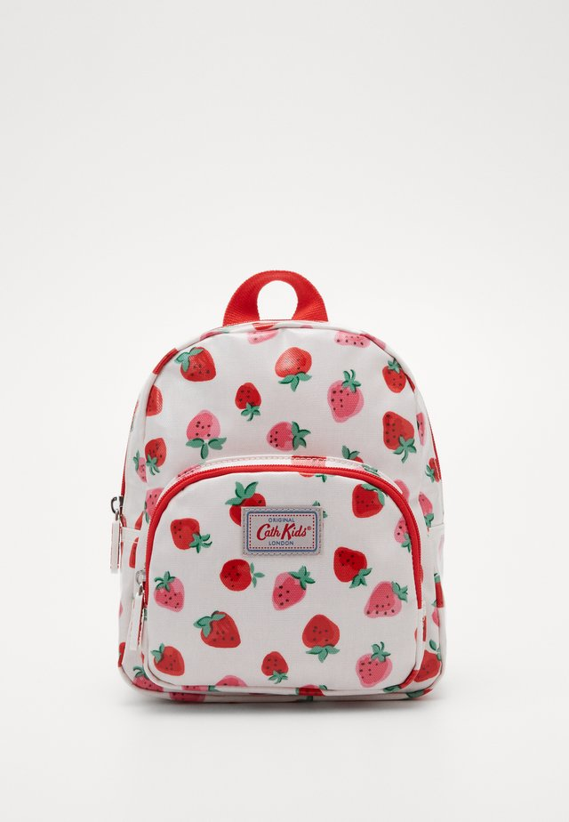 KIDS MINI - Rucksack - white/red