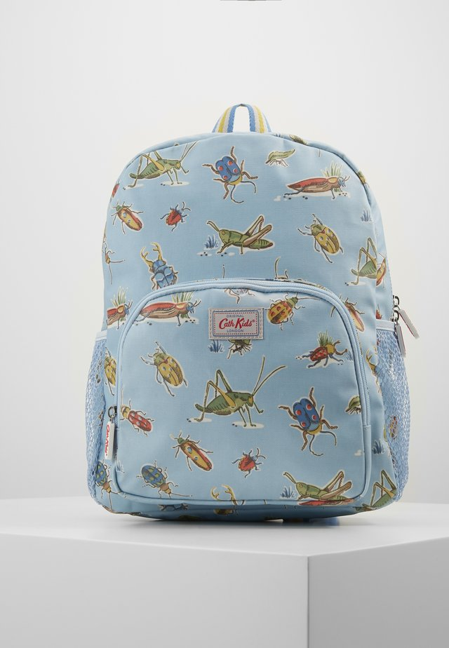 KIDS CLASSIC LARGE WITH POCKET - Rugzak - light blue