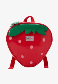 Cath Kidston - KIDS MEDIUM NOVELTY STRAWBERRY BACKPACK - Tagesrucksack - solid - 1