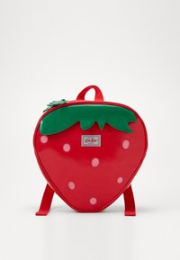 Cath Kidston - KIDS MEDIUM NOVELTY STRAWBERRY BACKPACK - Tagesrucksack - solid - 0