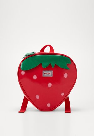 KIDS MEDIUM NOVELTY STRAWBERRY BACKPACK - Batoh - solid