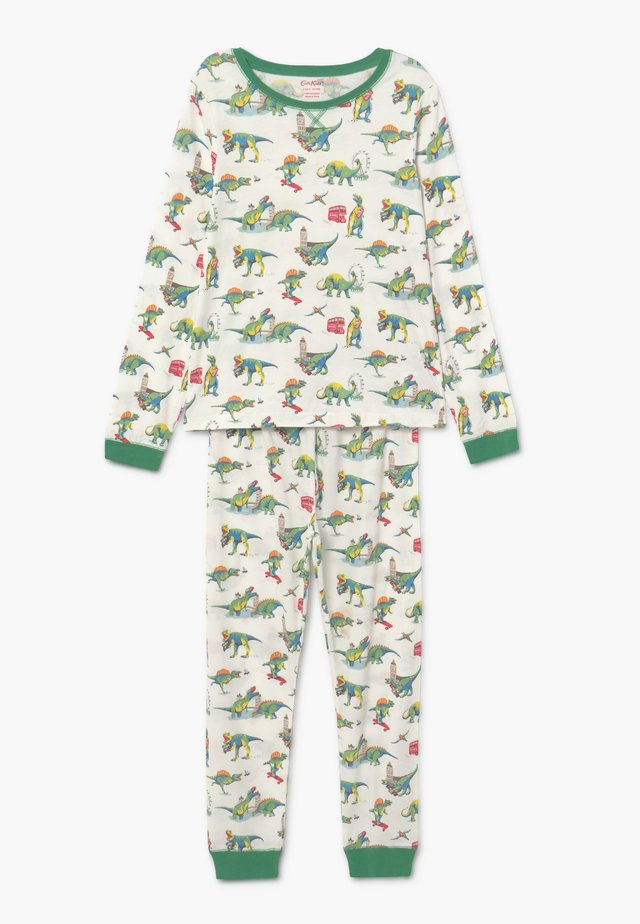 KIDS DINOS IN LONDON - Pyjama set - ivory