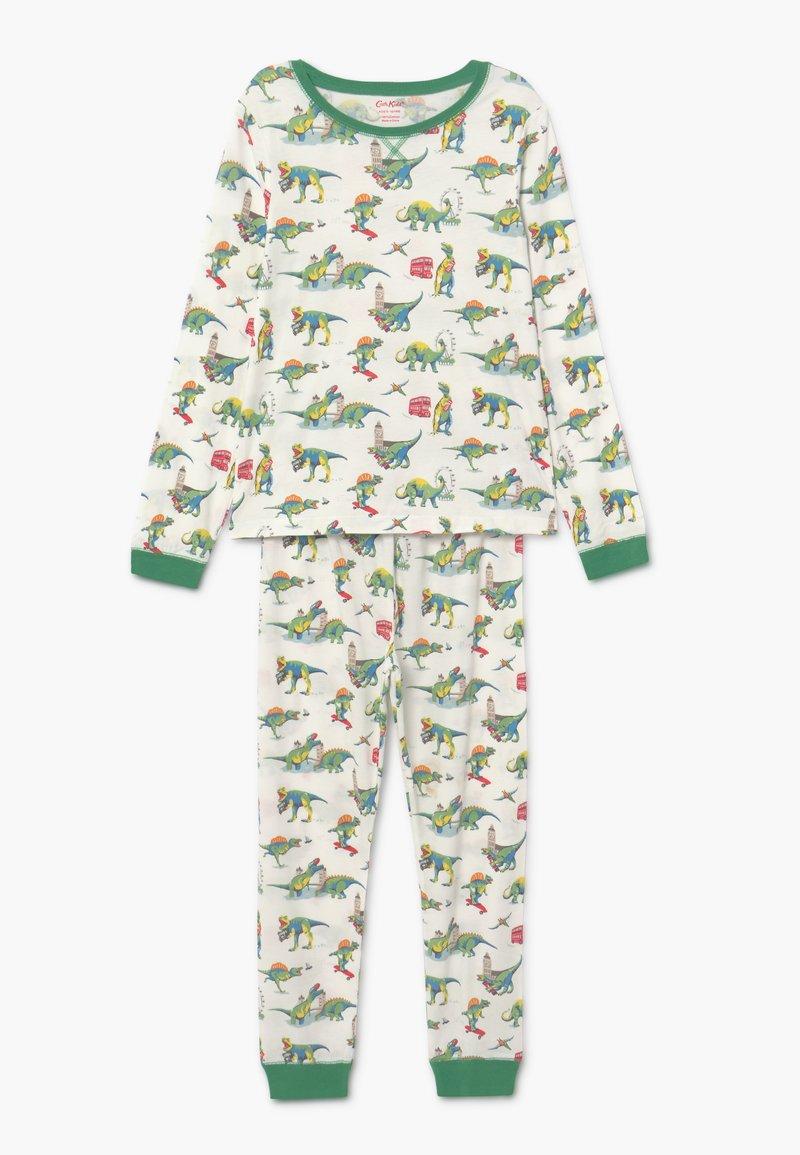 Cath Kidston - KIDS DINOS IN LONDON - Pyžamová sada - ivory