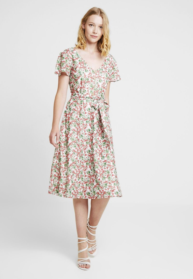 Cortefiel - PRINTED BUTTONED DRESS - Robe chemise - multi-coloured