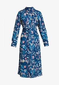 Cortefiel - PRINTED STYLE DRESS WITH BELT - Vestido camisero - several - 4