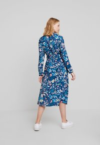 Cortefiel - PRINTED STYLE DRESS WITH BELT - Vestido camisero - several - 2