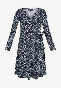 Cortefiel - PRINTED DRESS WITH BELT - Vestido ligero - multicoloured - 3