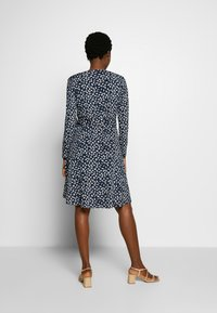 Cortefiel - PRINTED DRESS WITH BELT - Vestido ligero - multicoloured - 2