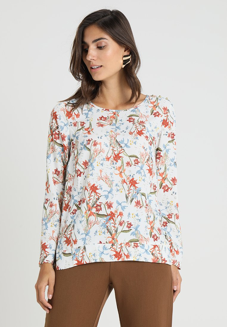 Cortefiel - BASIC BLOUSE - Bluse - several
